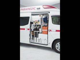 Ver foto 8 de Nissan NV350 Caravan Paramedic Concept  2017