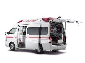 Ver foto 5 de Nissan NV350 Caravan Paramedic Concept  2017