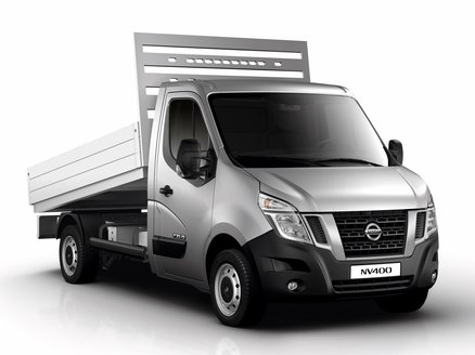 Nissan NV400 Chasis 2.3dci 125 L2h1 Fwd Basic
