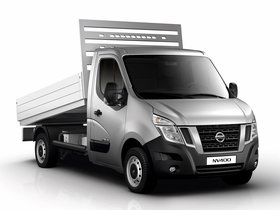 Fotos de Nissan NV400 Tipper 2012