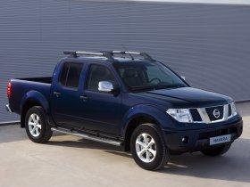 Ver foto 10 de Nissan Navara Double Cab 2010