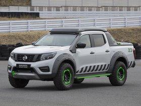 Ver foto 5 de Nissan Navara Enguard Concept D23  2016