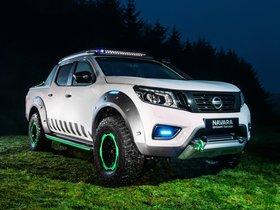 Ver foto 2 de Nissan Navara Enguard Concept D23  2016