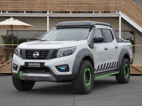 Ver foto 1 de Nissan Navara Enguard Concept D23  2016