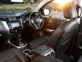 Ver foto 23 de Nissan Navara Dual Cab N Sport Black Edition Australia 2017