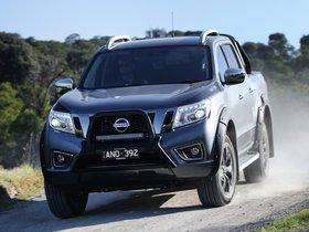 Ver foto 13 de Nissan Navara Dual Cab N Sport Black Edition Australia 2017