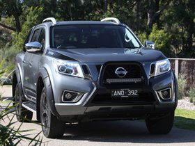 Ver foto 12 de Nissan Navara Dual Cab N Sport Black Edition Australia 2017