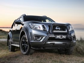 Ver foto 9 de Nissan Navara Dual Cab N Sport Black Edition Australia 2017