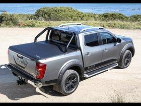 Ver foto 8 de Nissan Navara Dual Cab N Sport Black Edition Australia 2017