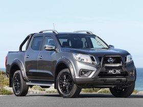 Ver foto 5 de Nissan Navara Dual Cab N Sport Black Edition Australia 2017