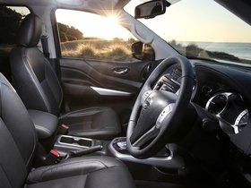 Ver foto 21 de Nissan Navara Dual Cab N Sport Black Edition Australia 2017