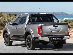 Ver foto 16 de Nissan Navara Dual Cab N Sport Black Edition Australia 2017