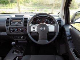Ver foto 6 de Nissan Navara Visia Double Cab 2013