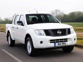 Ver foto 5 de Nissan Navara Visia Double Cab 2013