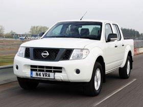 Ver foto 1 de Nissan Navara Visia Double Cab 2013
