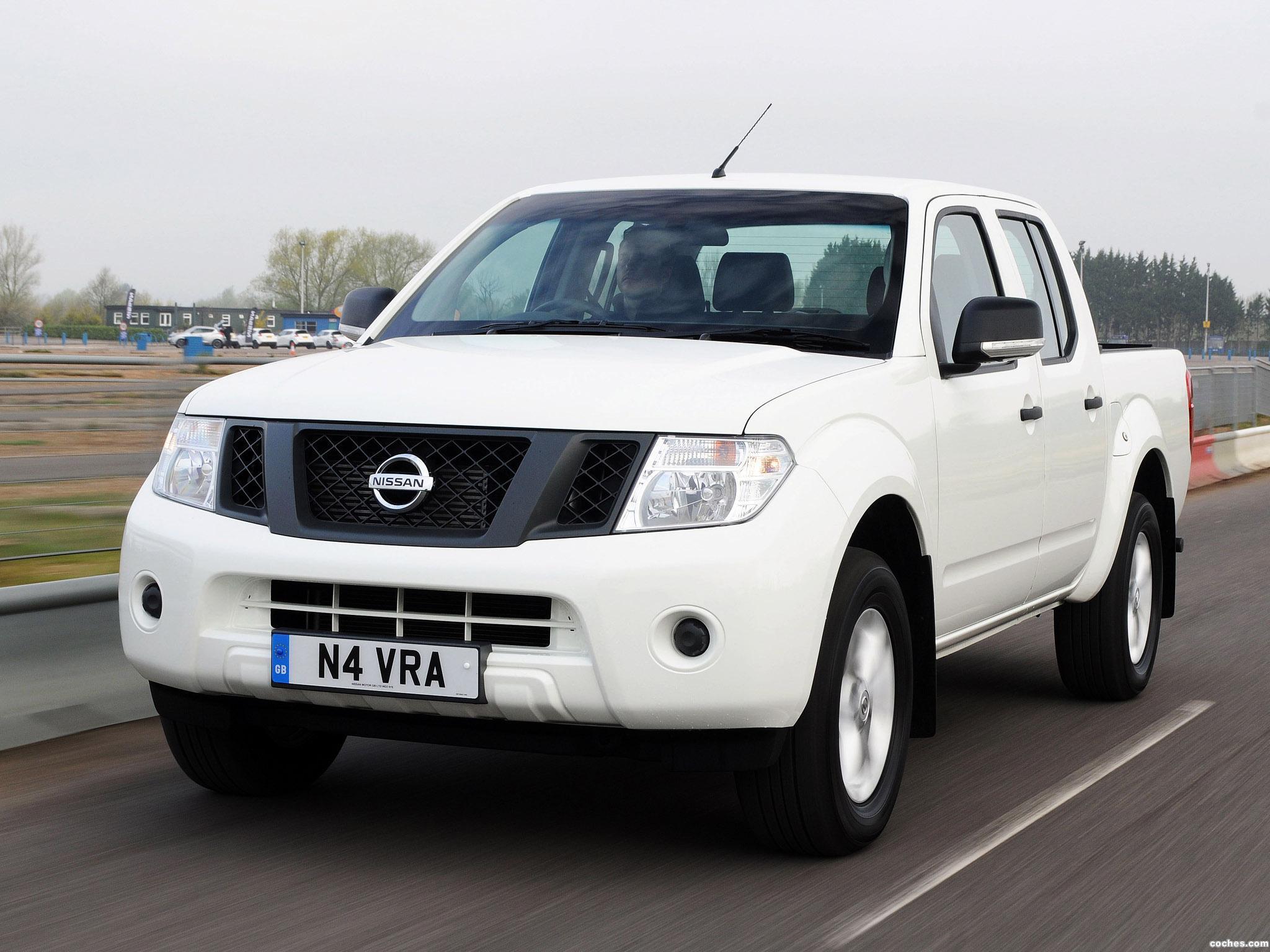 Foto 0 de Nissan Navara Visia Double Cab 2013