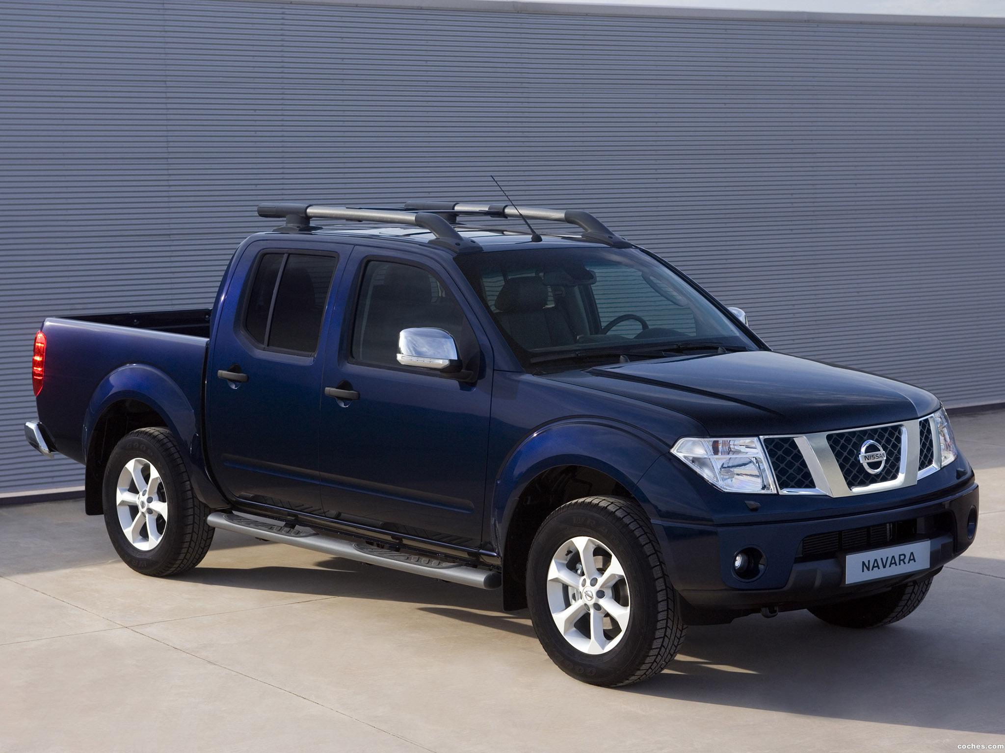 Foto 0 de Nissan Navara 2008
