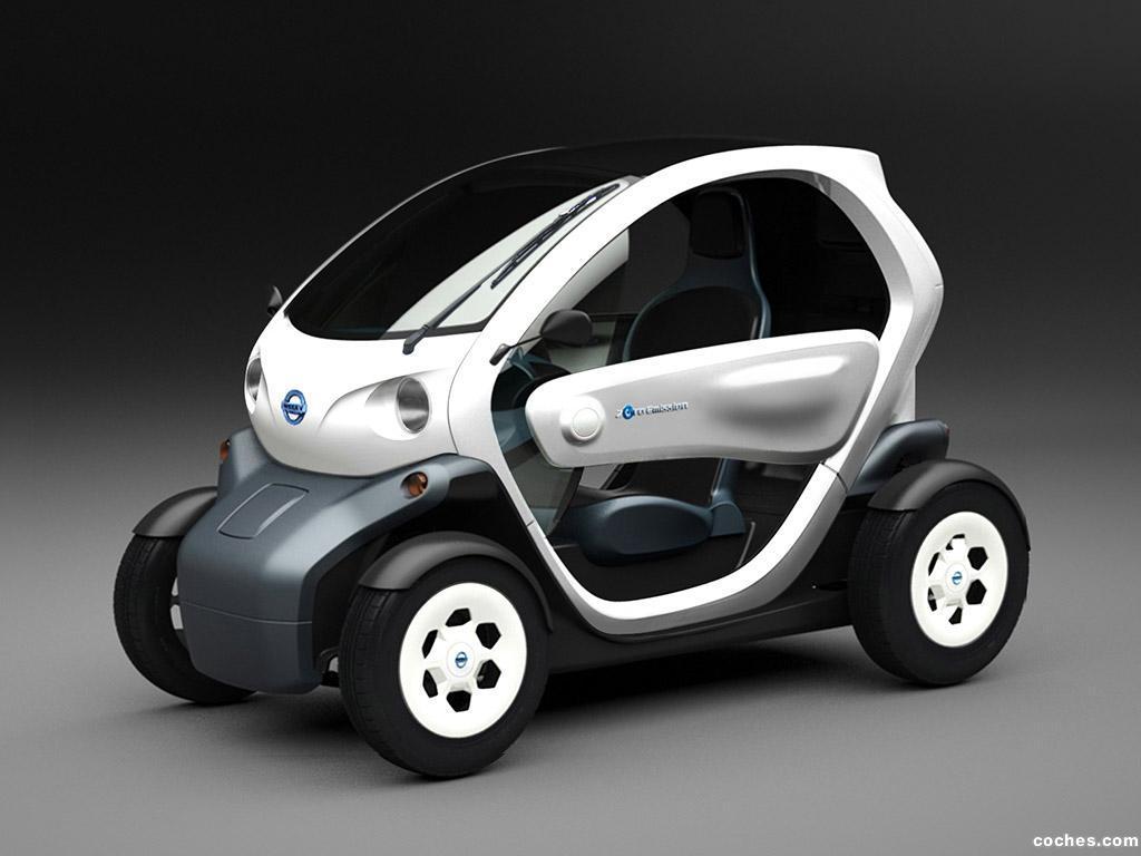 Foto 0 de Nissan New Mobility Concept 2010