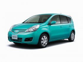 Ver foto 5 de Nissan Note 2008