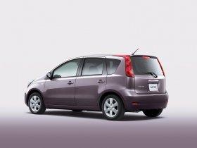 Ver foto 3 de Nissan Note 2008
