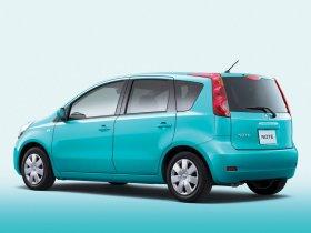 Ver foto 2 de Nissan Note 2008