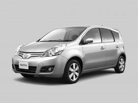 Fotos de Nissan Note 2008
