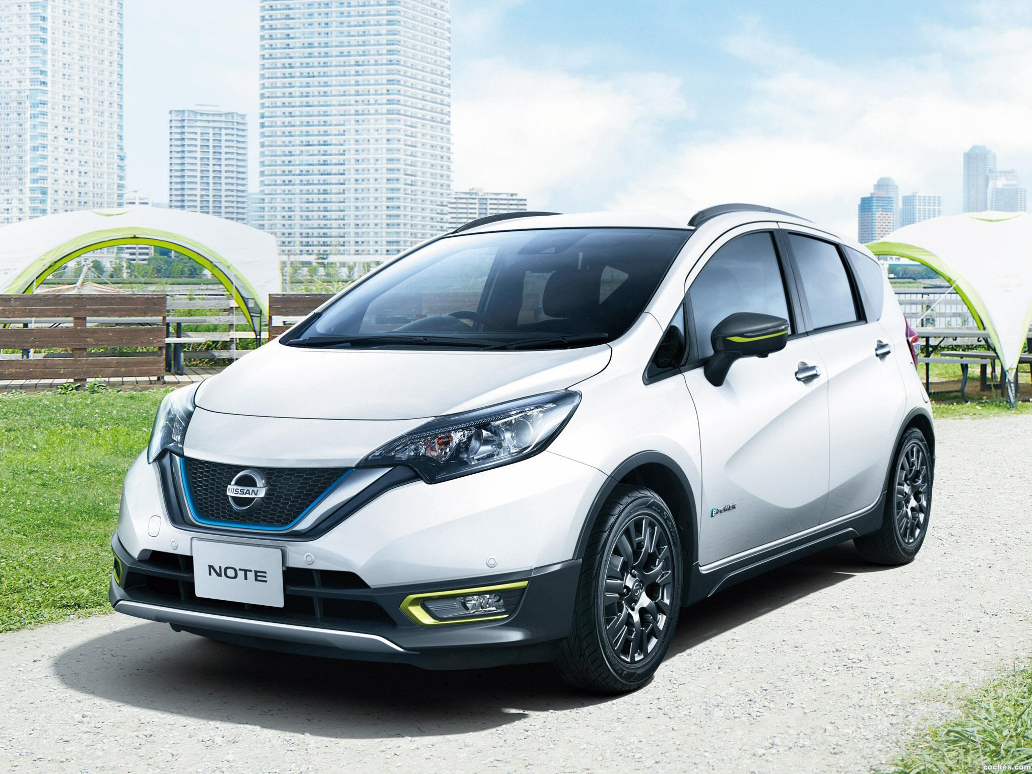Foto 0 de Nissan Note C Gear E12 Japan 2017