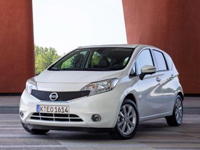 Nissan Note 1.5dci Visia