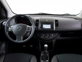 Ver foto 13 de Nissan Note UK 2008