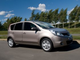 Ver foto 4 de Nissan Note UK 2008