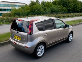 Ver foto 3 de Nissan Note UK 2008