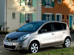Ver foto 11 de Nissan Note UK 2008