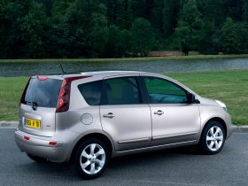 Ver foto 10 de Nissan Note UK 2008