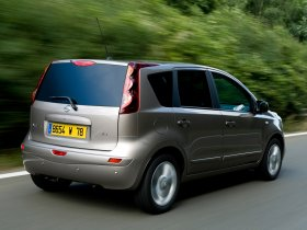Ver foto 9 de Nissan Note UK 2008