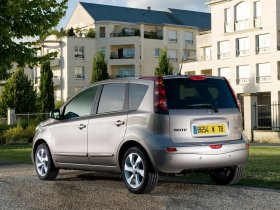 Ver foto 8 de Nissan Note UK 2008