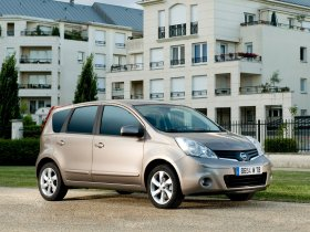 Ver foto 7 de Nissan Note UK 2008