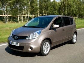Ver foto 5 de Nissan Note UK 2008