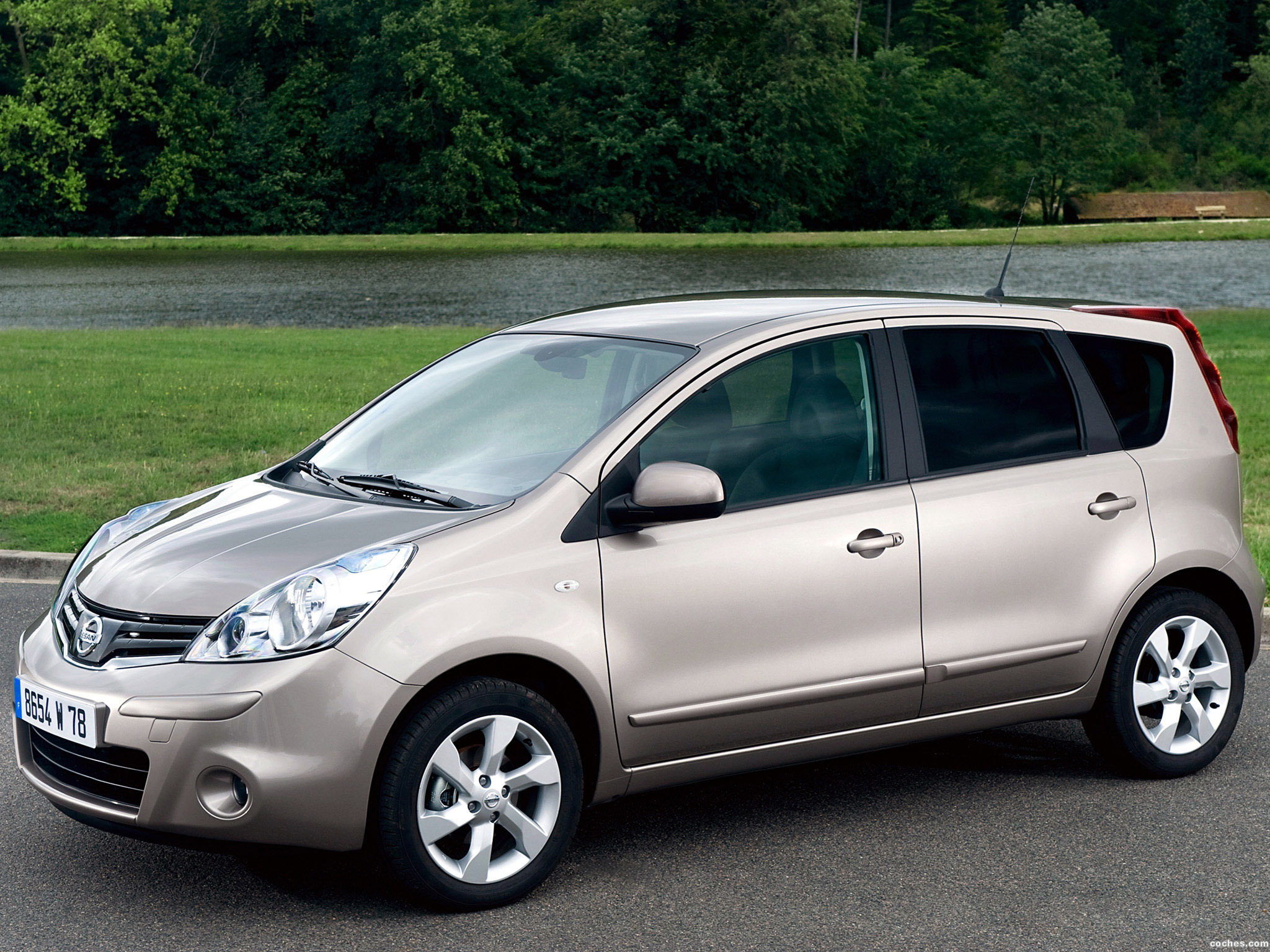 Foto 0 de Nissan Note UK 2008