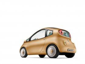 Ver foto 4 de Nissan Nuvu Concept 2008