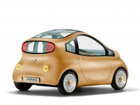 Ver foto 3 de Nissan Nuvu Concept 2008