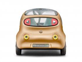 Ver foto 2 de Nissan Nuvu Concept 2008