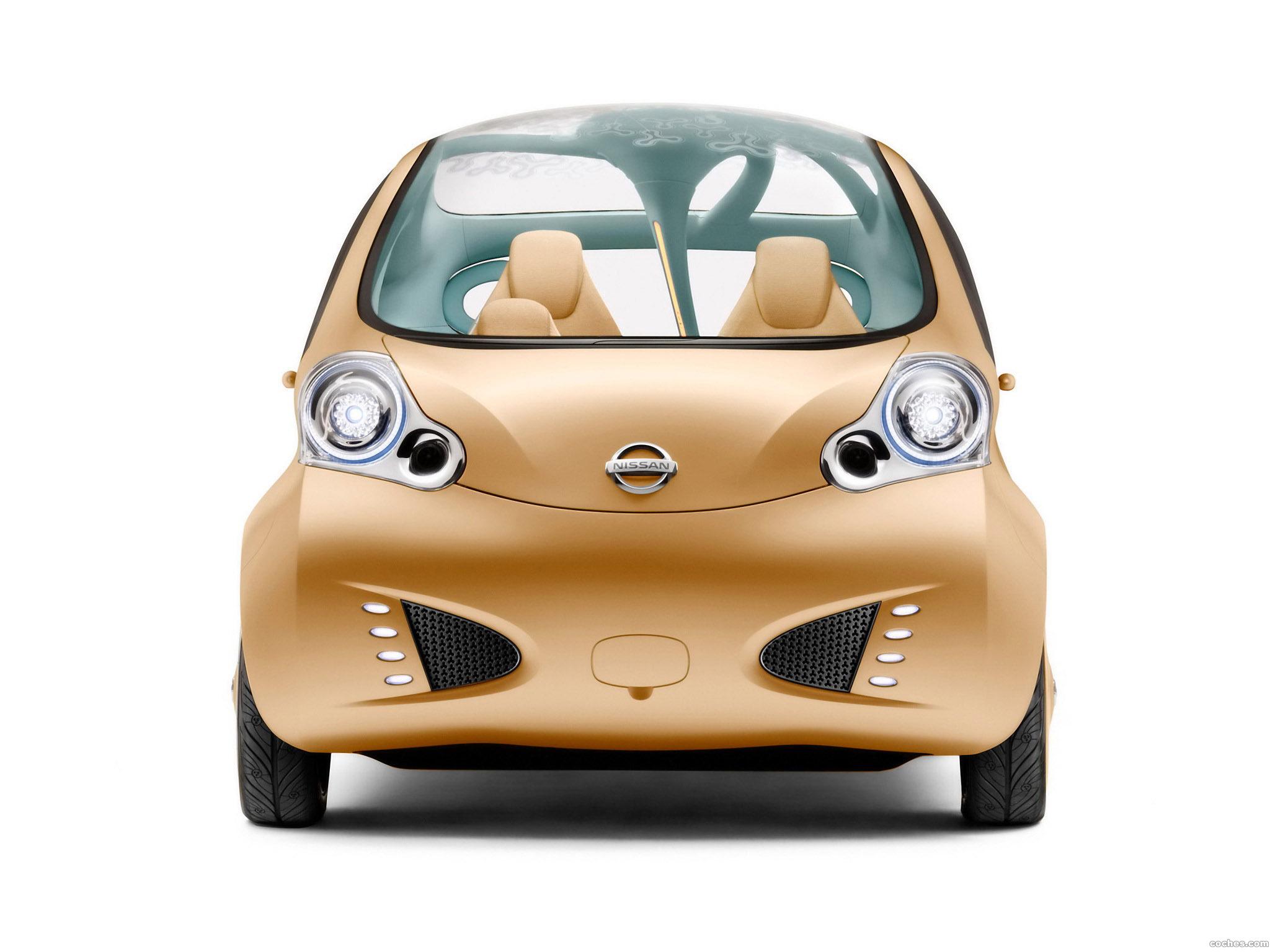 Foto 0 de Nissan Nuvu Concept 2008