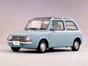 Fotos de Nissan Pao 1989