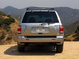 Ver foto 2 de Nissan Pathfinder 2001