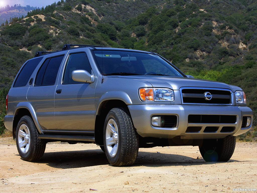 Foto 0 de Nissan Pathfinder 2001