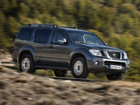 Ver foto 4 de Nissan Pathfinder 2010