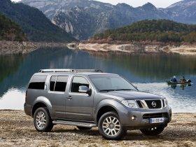 Ver foto 3 de Nissan Pathfinder 2010