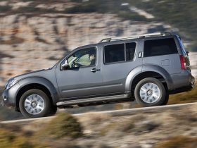 Ver foto 7 de Nissan Pathfinder 2010
