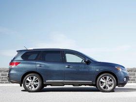 Ver foto 13 de Nissan Pathfinder Australia 2013