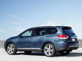 Ver foto 11 de Nissan Pathfinder Australia 2013